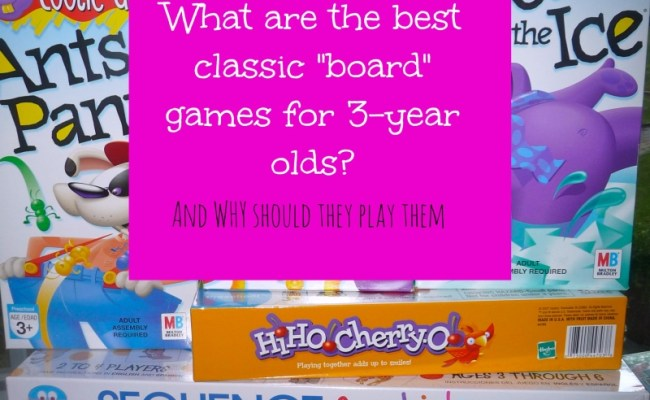 Board Games For 3 Year Olds Australia Join The Best