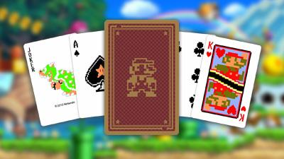 Mario-Cards