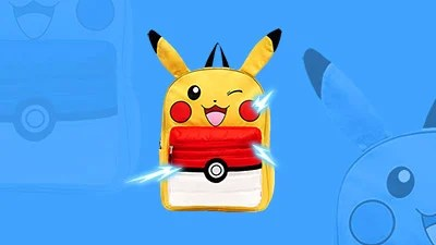 Pokemon-Pikachu-Backpack