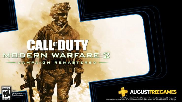 Call of Duty: Modern Warfare 2 - PlayStation Plus