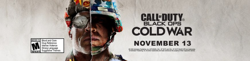 Call of Duty: Black Ops Cold War launches November 13 ...