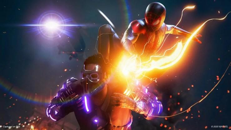 Spider-Man Miles Morales PS5 PS4 lanzamiento historia trama habilidades