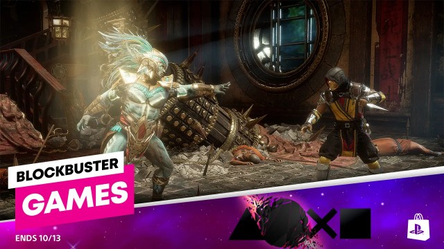 Blockbuster Games promotion comes to PlayStation Store 2
