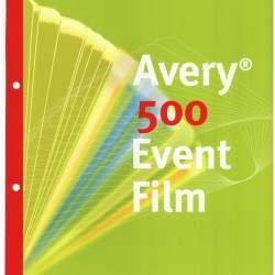 Folia samoprzylepna Avery 500