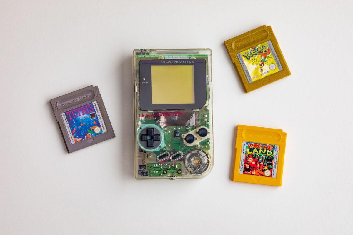 Game Boy - Photo par Dim Hou sur Unsplash