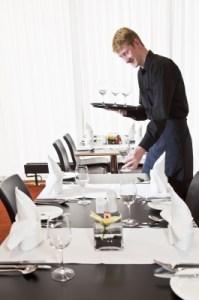 Multiple dinner courses