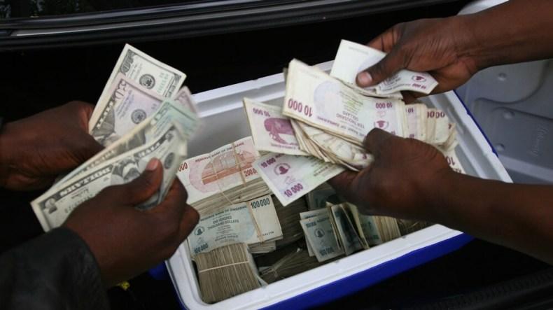 Zimbabwe Black Market