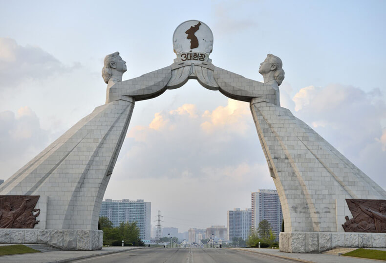 Korea Reunified. An article by Jeff Thomas.