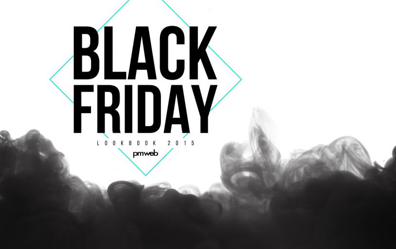 Black Friday – Look Book de E-mail Marketing