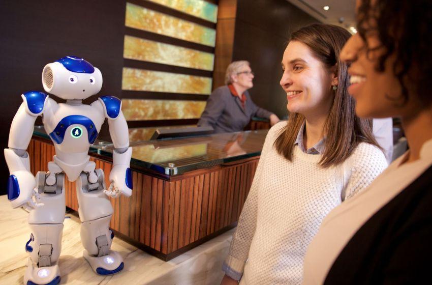Melhore a experiência do viajante com inteligência artificial