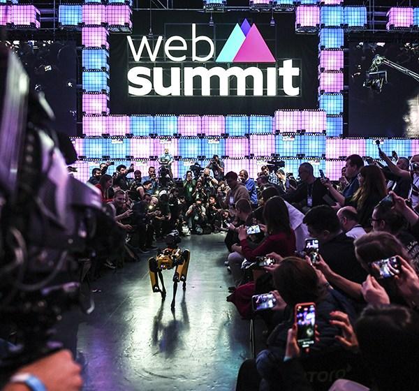 Pmweb Hit The Road no Web Summit 2019