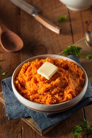 spices sweet potato