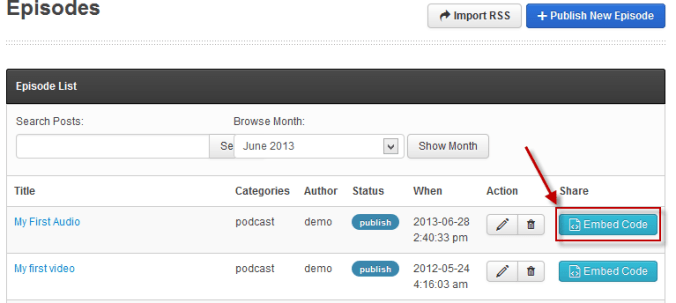 How to Embed My Podcast on a Website (Embeddable Players