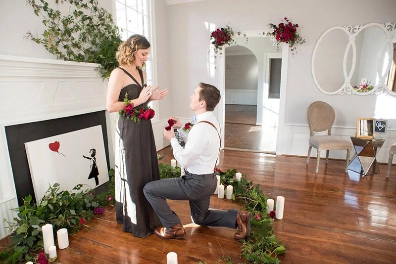 20 Ideias De Decoração Para Pedido De Casamento Poésie