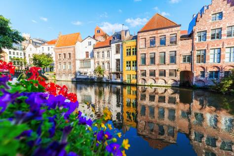 Things to do in Ghent: Ghent Canal