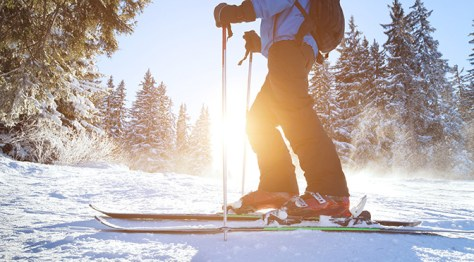 Travel insurance for winter sports