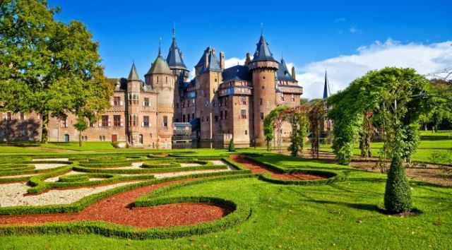 Alternative City Breaks in Europe: Kasteel De Haar Utrecht