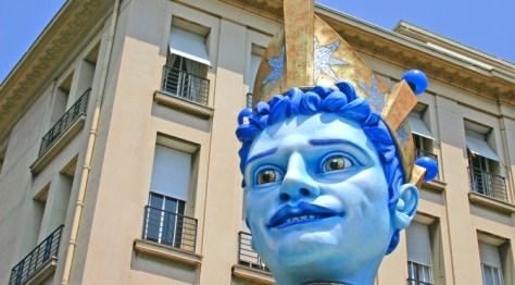Nice Carnival France