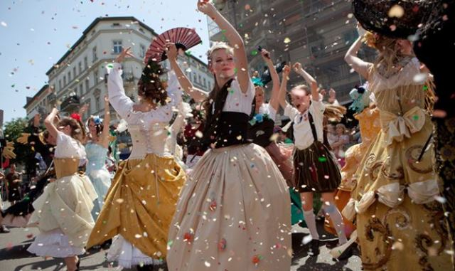 The Best Carnivals in Europe: Berlin Cultural Carnival Germany