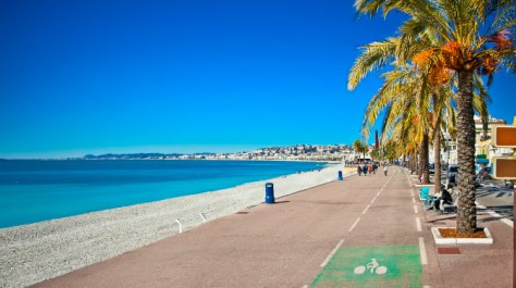 Nice Promenade Way