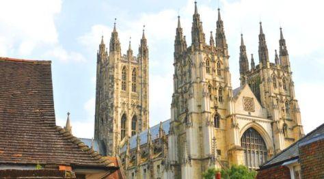 Canterbury Cathedral UK