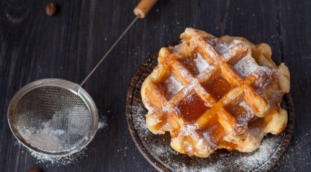 European Delicacies: Liege Waffles