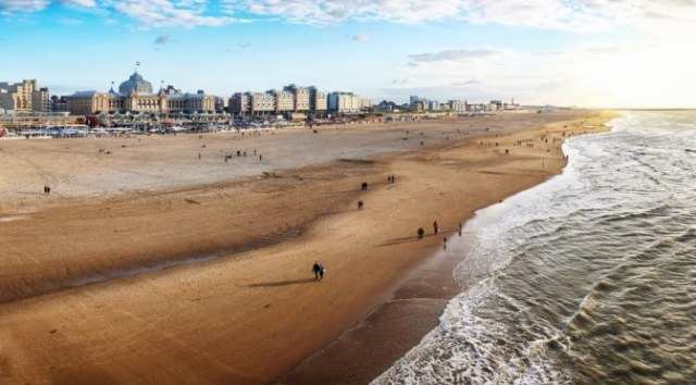 From Rotterdam to the Hague: The Hague Beachfront