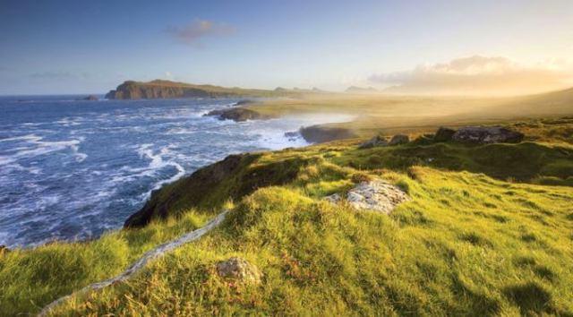 Places to visit in Ireland: Dingle Coast Ireland