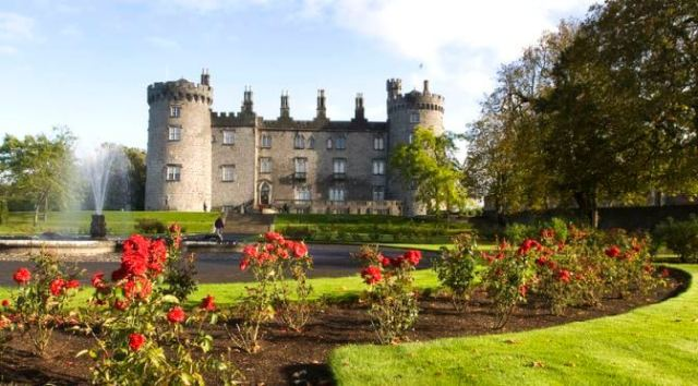 Places to visit in Ireland: Kilkenny Castle