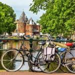 Cycling trails near Amsterdam