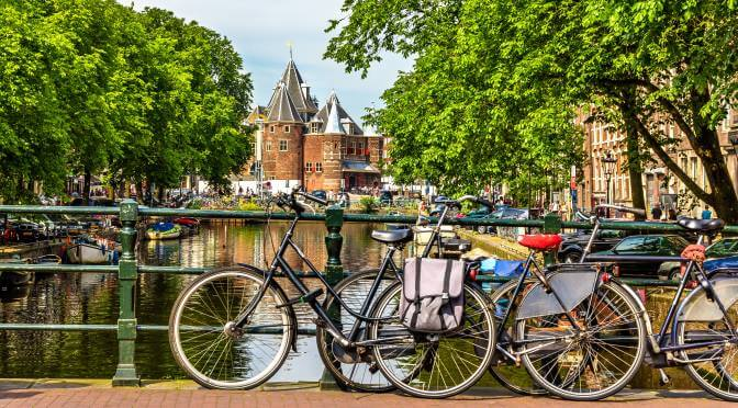 Amsterdam Bike Trips: Cycle Trails Near the Capital