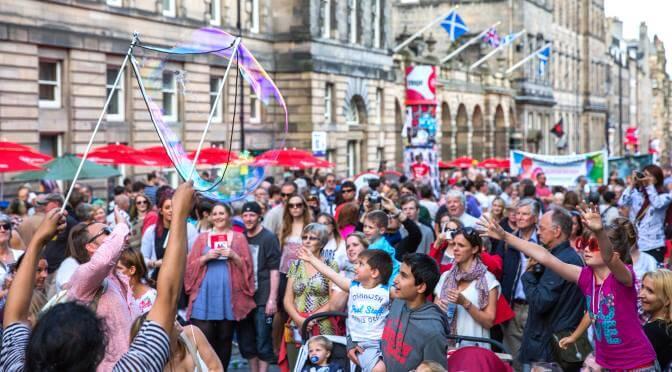 Edinburgh Fringe Guide: 8 Top Tips for Festival Survival