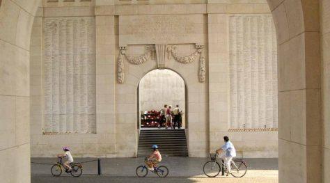 Menin Gate in Ypres