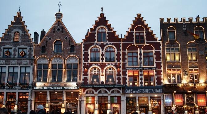 Bruges Christmas Market Images.Best Christmas Markets In Belgium P O Ferries Blog