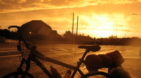 Cycling from Calais to Paris