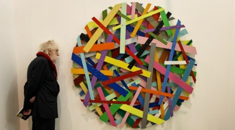 Exhibition at Art Brussels