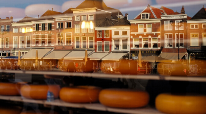 Food Lovers' Guide to The Netherlands