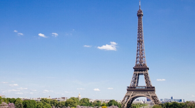 A Summer in Paris