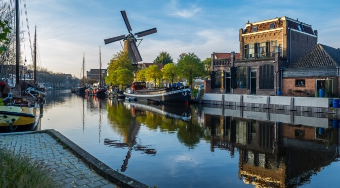 The 4 best romantic day trips from Rotterdam
