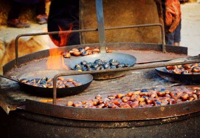 Food Festivals in Europe - Chestnut Festivals 2018 in the Ardennes, France