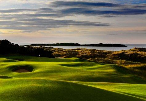 Royal Portrush Golf Club by Chris Hill