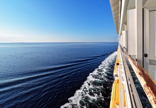 Five Health Benefits of Ferry Travel: Plenty of fresh air on a P&O Ferry