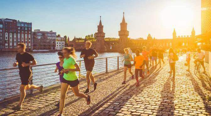 Four running holidays: Test yourself at the best European marathons in 2018