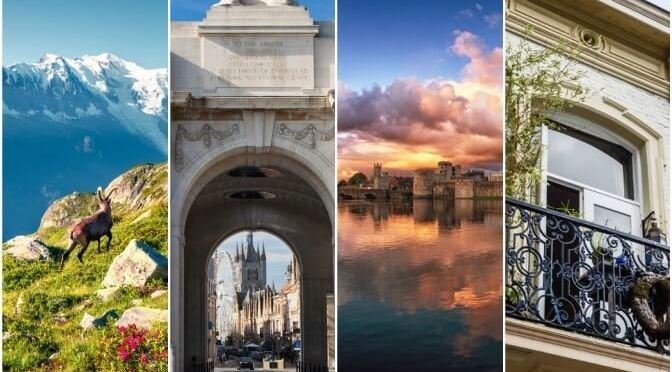 2018 holiday quiz: Find your dream destination