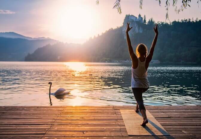 Treat yourself to a wellness retreat