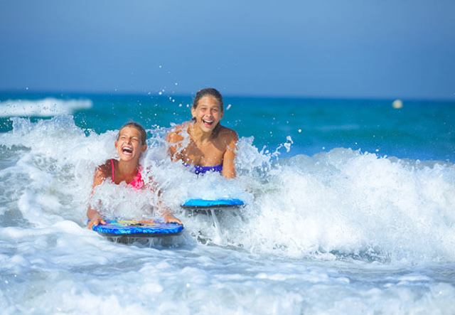 Family Activity Holidays in France - Brittany