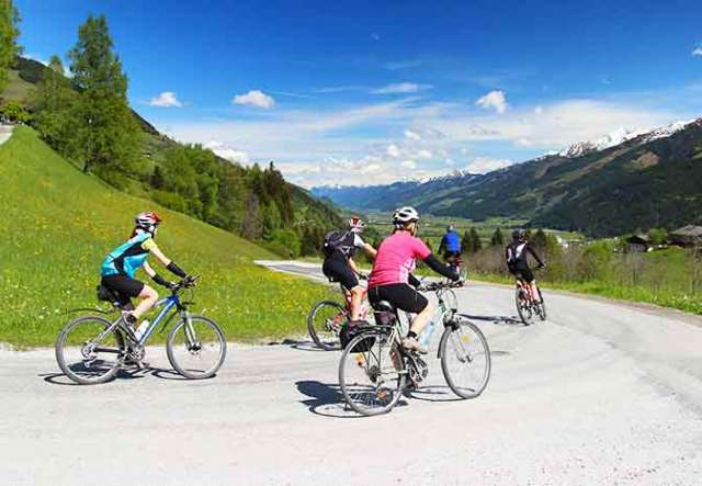 Bike Holidays in Europe - Tours
