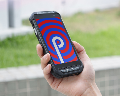 Android 9 on PM85