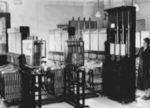 Vladimir Lukyanov's water computer from 1936. Image from Digital Journal.