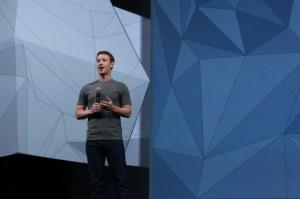 Zuckerberg loves meshes.
